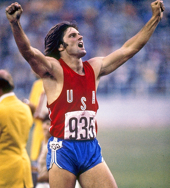 Caitlyn Jenner олимпиада 1976 фото