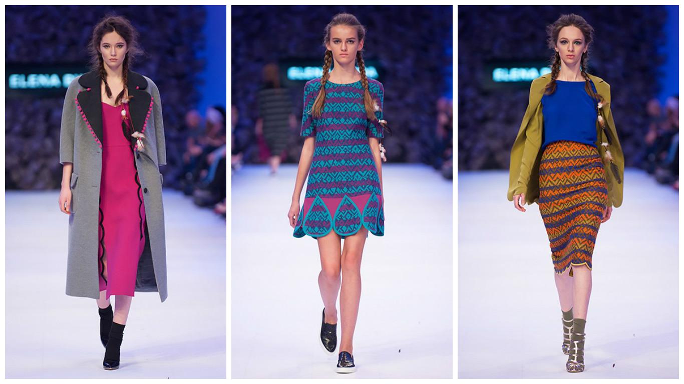 Взрыв красок и бохо-шик: потрясающая коллекция Елены Бурбы на Ukrainian Fashion Week