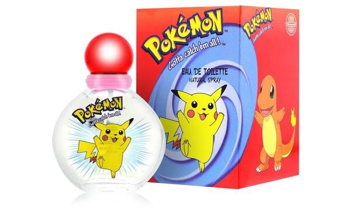 Это не шутка: создан первый аромат в честь Pokemon Go