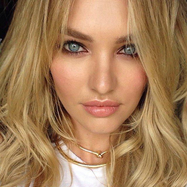 Топ-10 самых популярных моделей в Instagram