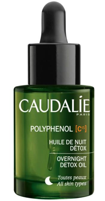 Детокс-масло Caudalie Polyphenol C15 Overnight Detox Oil