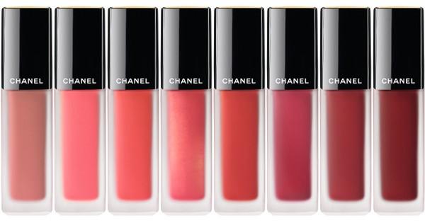 Кристен Стюарт представляет новую жидкую матовую помаду Chanel