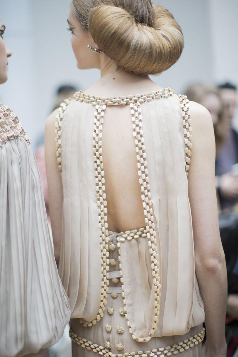 Что нужно вынести из…: бьюти-тренды показа Chanel Haute Couture весна 2016