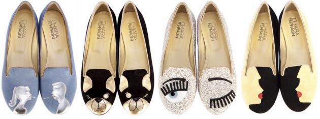 Новая интрига: МАС объявили о сотрудничестве с королевой обуви Шарлотт Олимпией