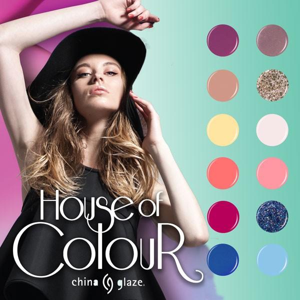 China Glaze House Of Colour Collection Весна 2016