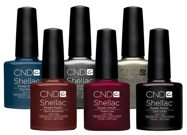 Лаки Shellac от CND: как отличить подделку