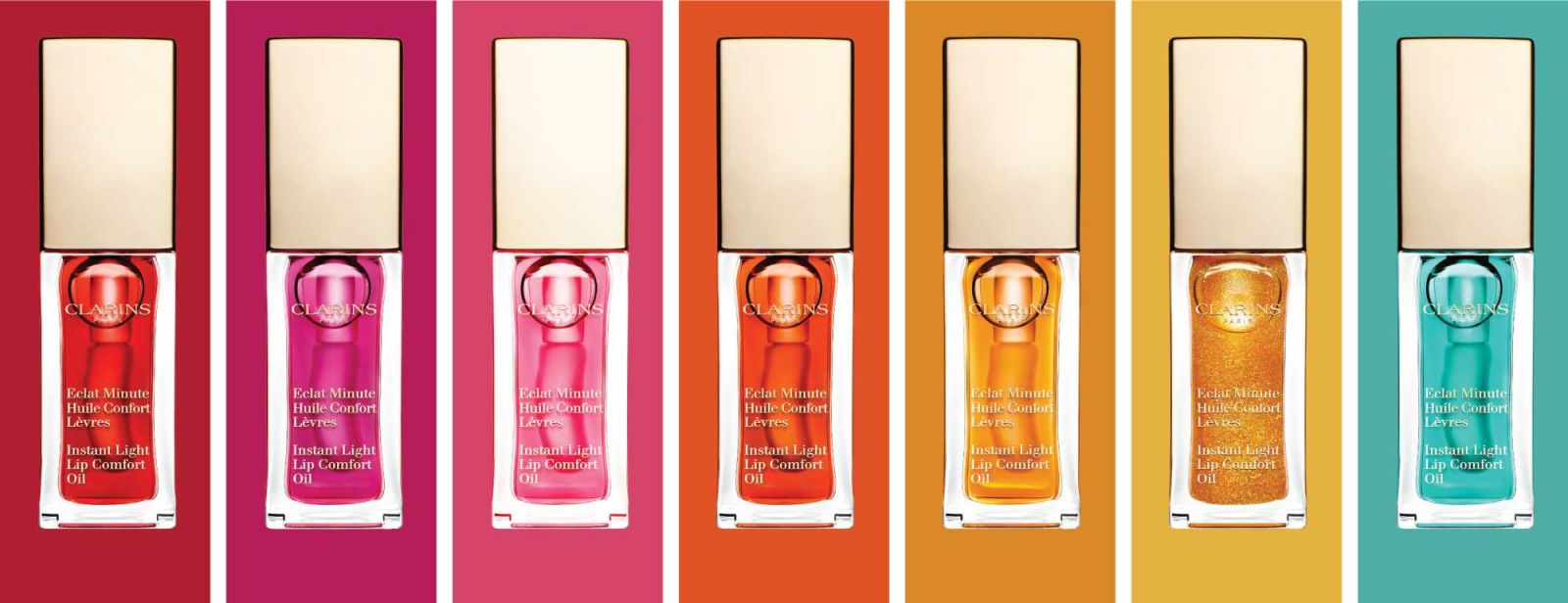 Clarins представил новые оттенки популярного масла для губ (ФОТО)