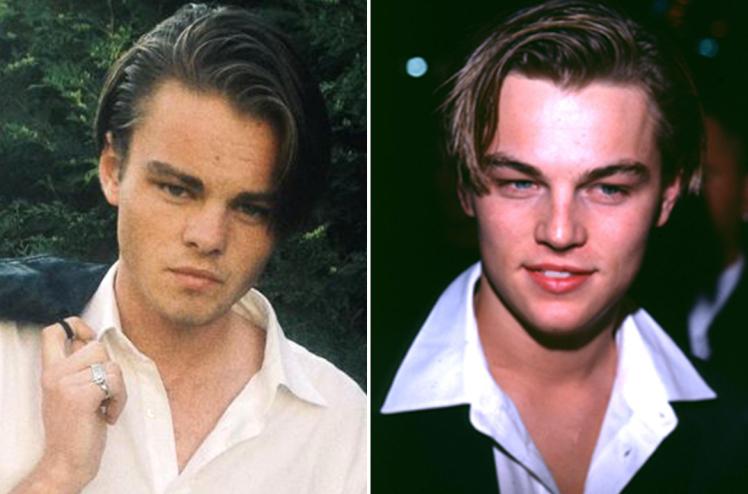 И Лео такой молодой: в Швеции найден двойник молодого Леонардо ди Каприо