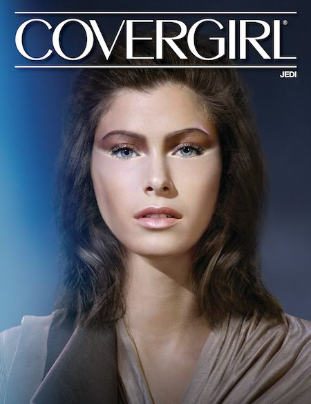 Covergirl Star War фото 2015
