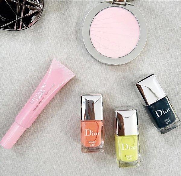 Как повторить макияж с показа Dior SS'17 (ФОТО)