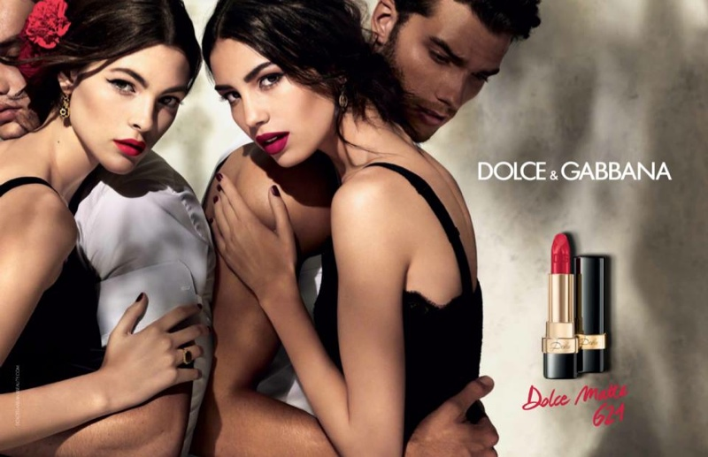 dolce and gabbanas targeted audience in advertising Dolce & gabbana: target audience: men & women aged between 20-30, high social status advertising, public relations, personal selling, direct marketing, & sales promotion can all be used dolce & gabbana have always and regularly use celebrities/public figures/ f a m o u s m o d e l s w i t.