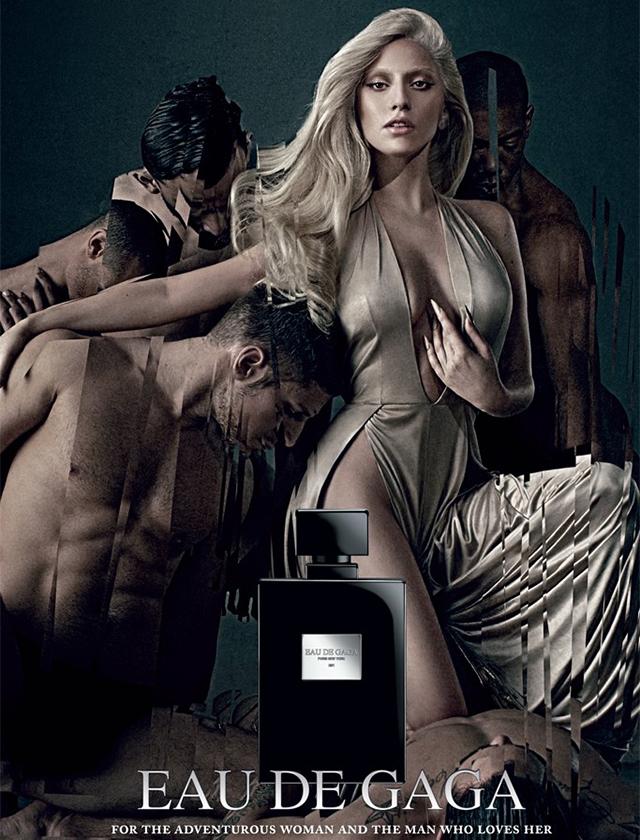 Леди Гага аромат