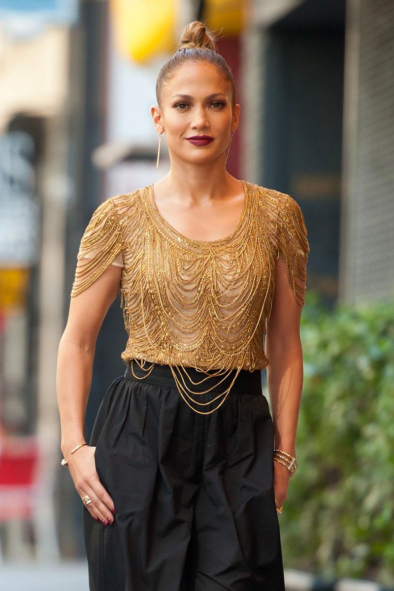 Рианна, Дженнифер Лопес и другие самые красивые звезды недели