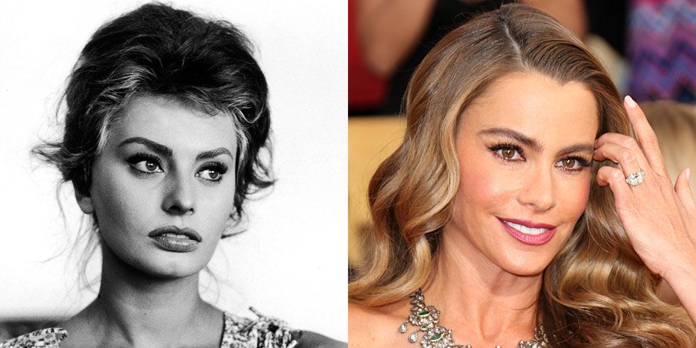 Тогда и сейчас: голливудские красавицы и их легендарные предшественницы