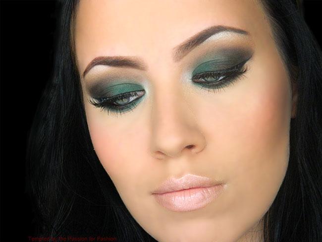 Тренды весны 2015: зеленые глаза