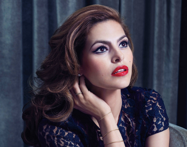 Ева Мендес Circa Beauty косметика фото