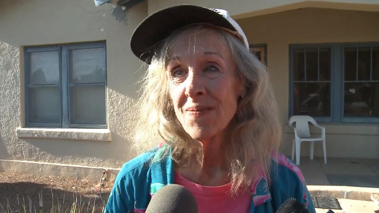 Энн Роджерс: 9 дней в пустыне Аризоны