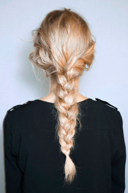 5 минут - 5 причесок: косы, которые под силу любому