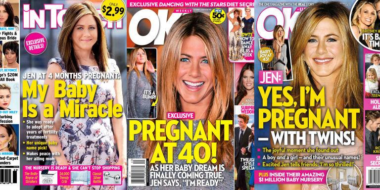Крик души: уставшая Дженнифер Энистон опубликовала открытое письмо о беременности