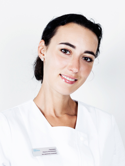 "Марина Гаранина, врач-дерматолог-косметолог, клиника ""Медисса"""