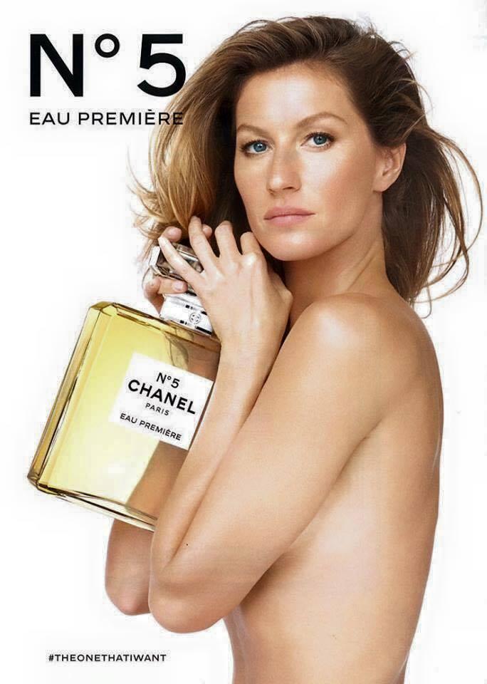 Chanel в стиле ню: Жизель Бундхен обнажилась в рекламе аромата