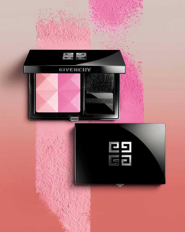 Givenchy выпускает новые шелковые румяна (ФОТО)