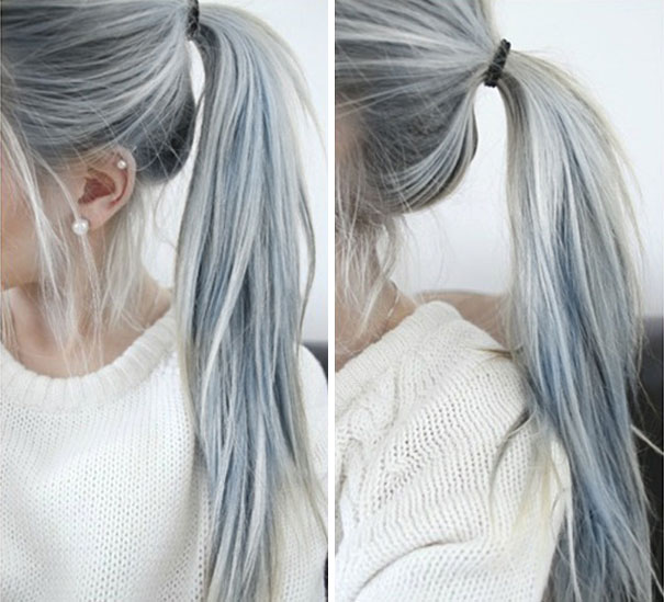 Пастельные страсти: самые необычные оттенки волос