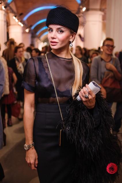 Ева Бушмина Джамала и другие звезды на Ukrainian Fashion Week
