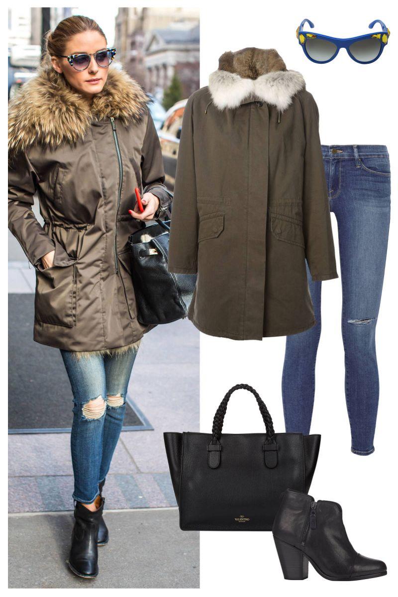 Стиль: как одеться в стиле Оливии Палермо
