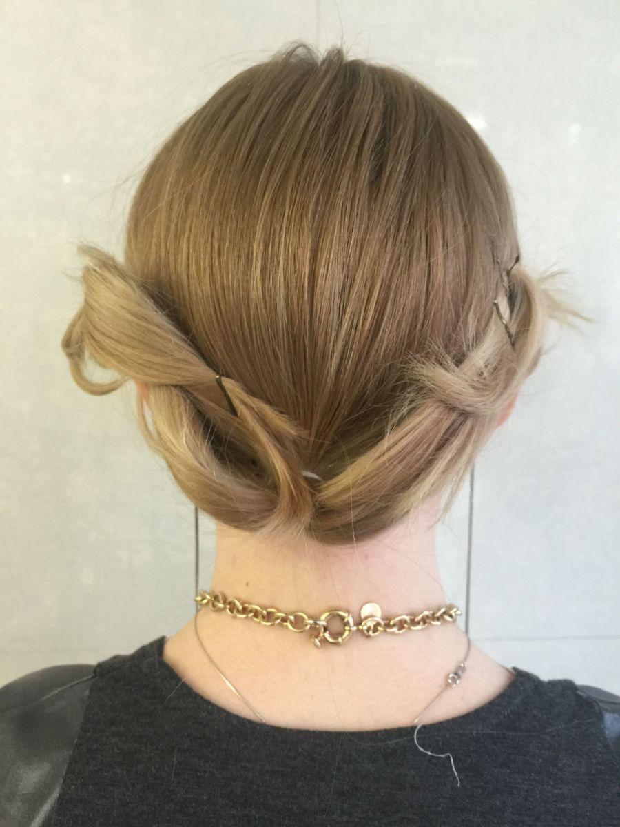 Резинка для волос Beauty Bar Violet