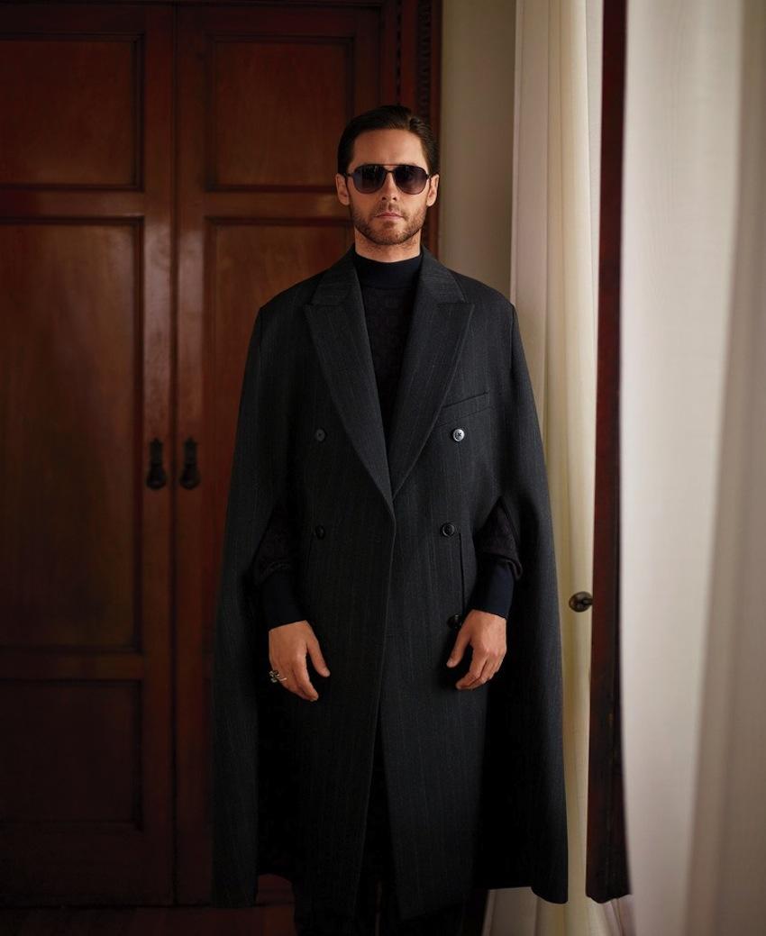 Таким мы его не видели: Новая фотосессия Джареда Лето для GQ Style в необычном стиле (ФОТО)