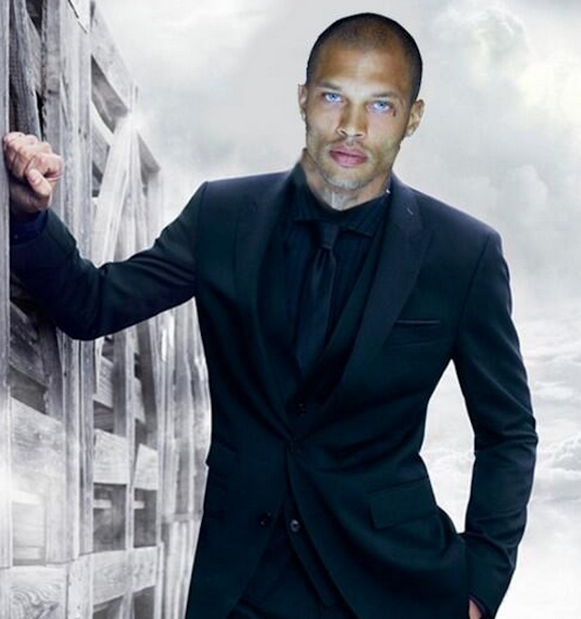 """""""Самый красивый преступник"""" Джереми Микс вышел на свободу и готовится стать моделью"""
