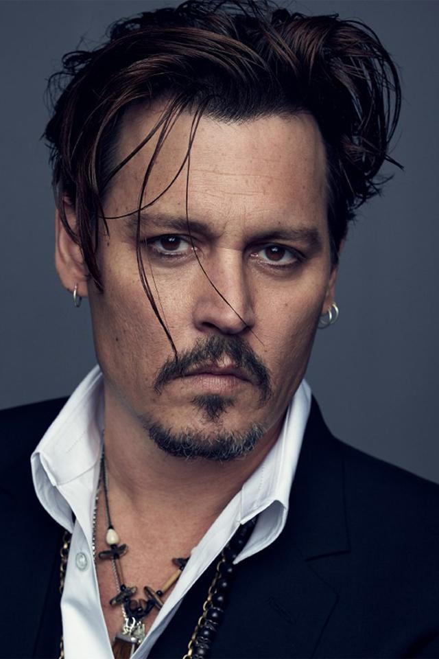 Новая роль: Джонни Депп будет рекламировать аромат Dior