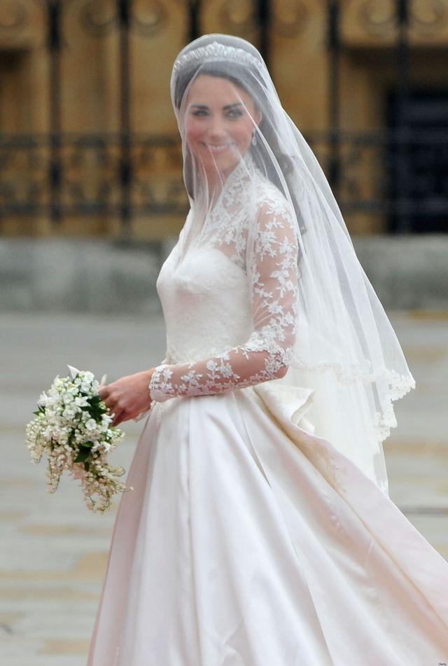Как худела герцогиня? Свадебная диета Кейт Миддлтон