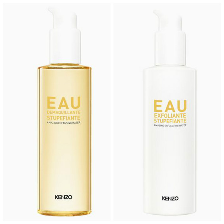 Витаминный заряд для кожи: Kenzo выпустили бодрящую воду для лица