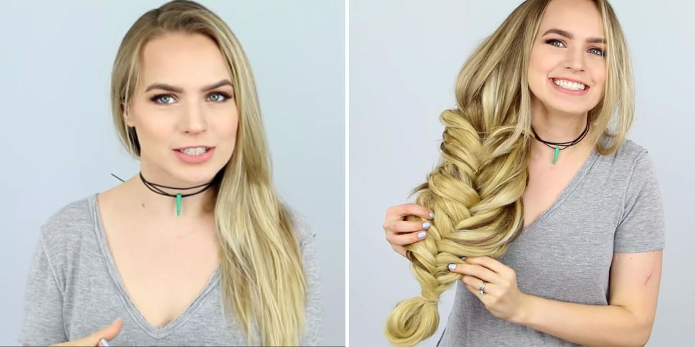 Что будет, если прикрепить 100 слоев нарощенных волос (ВИДЕО)