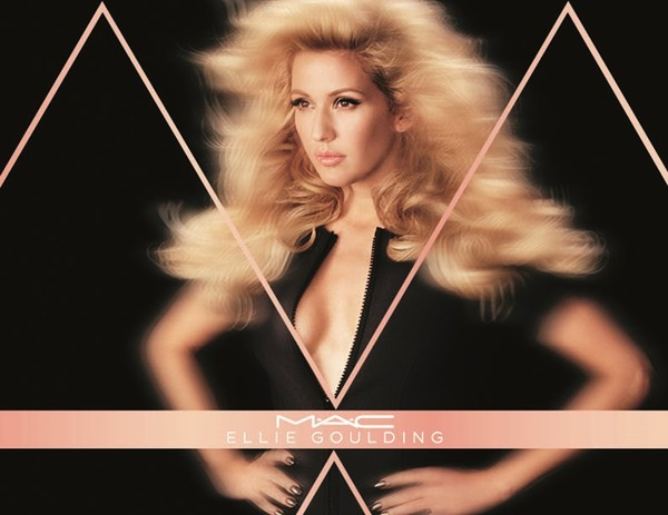 MAC Ellie Goulding Collection Winter 2015/16