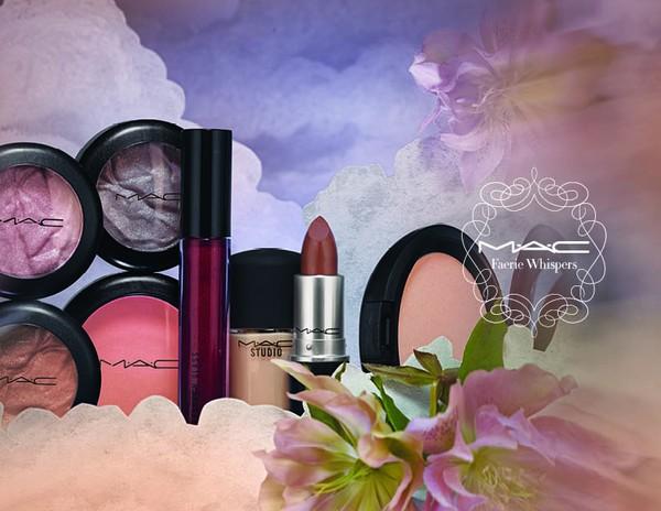 Я просто фея: весенняя коллекция макияжа MAC Faerie Whispers Collection 2016