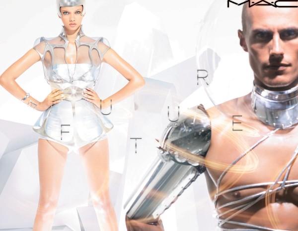 Гостья из будущего: летняя коллекция макияжа Future MAC Collection Summer 2016
