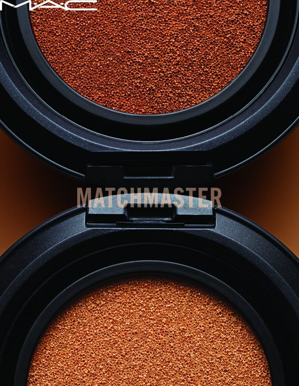 MAC Matchmaster Shade Intelligence Compact кушон фото