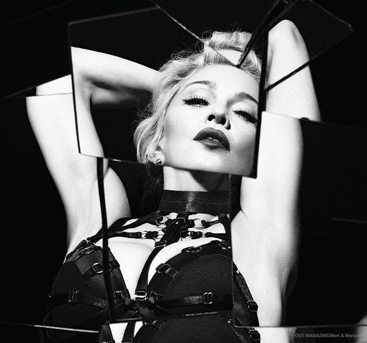 Королева королев: Мадонна снялась в провокационной фотосессии