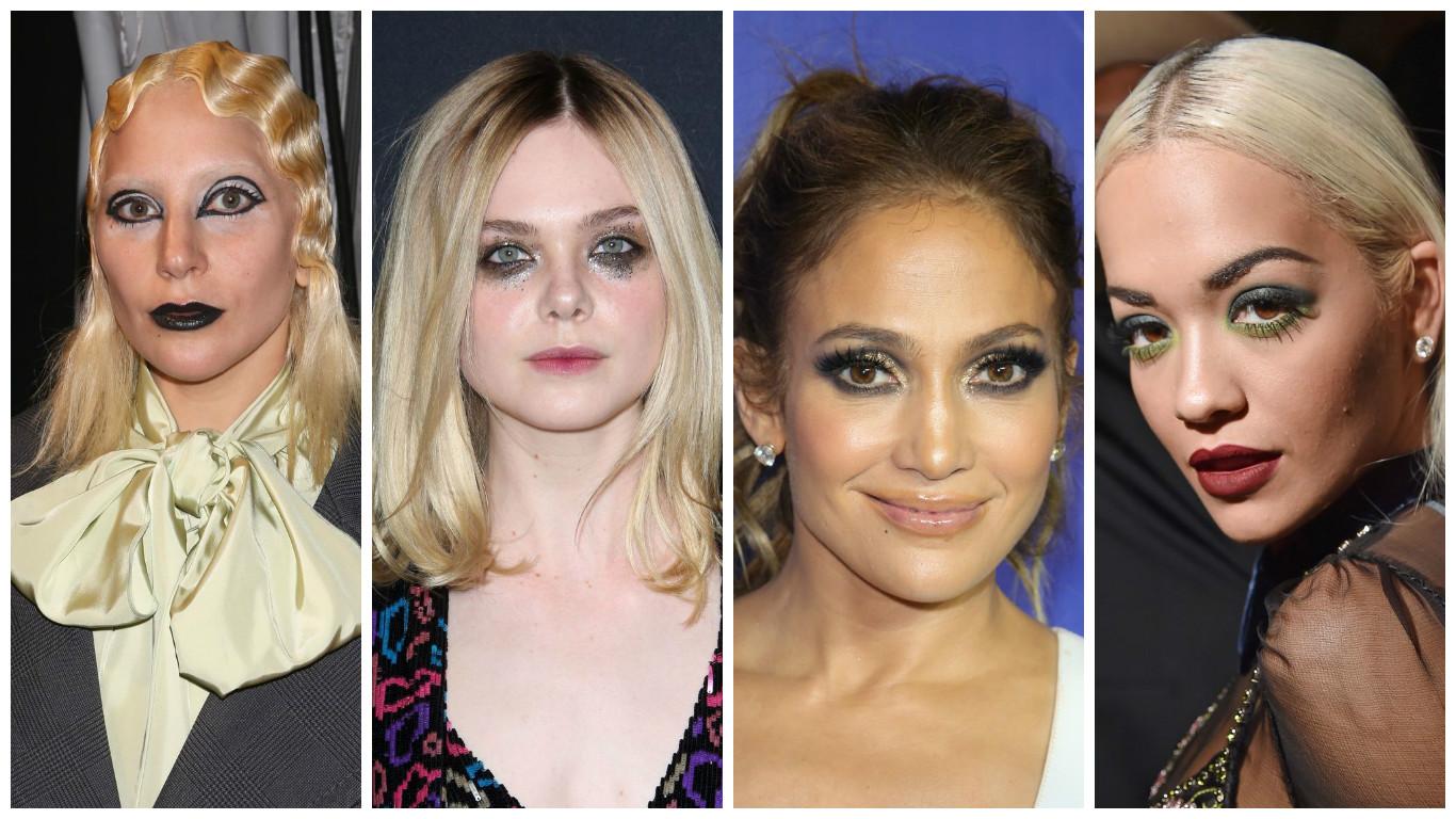 Страх и ужас: самые провальные макияжи звезд с красных дорожек и не только