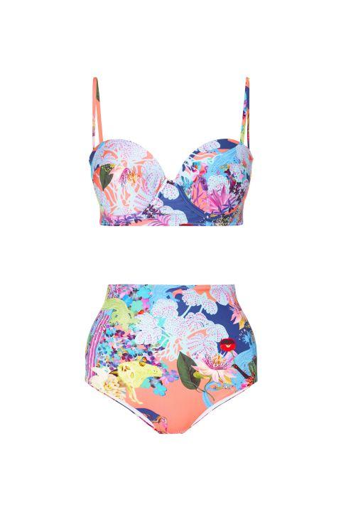 Дорогу принту, или модные купальники на новый пляжный сезон