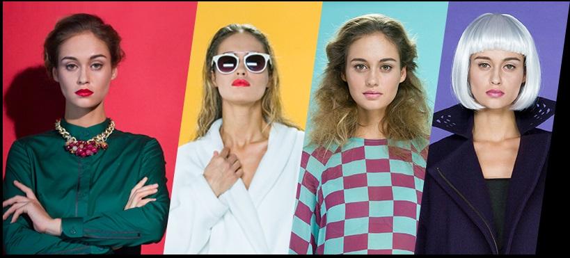 Украинские дизайнеры показали как правильно сочетать цвета в образе