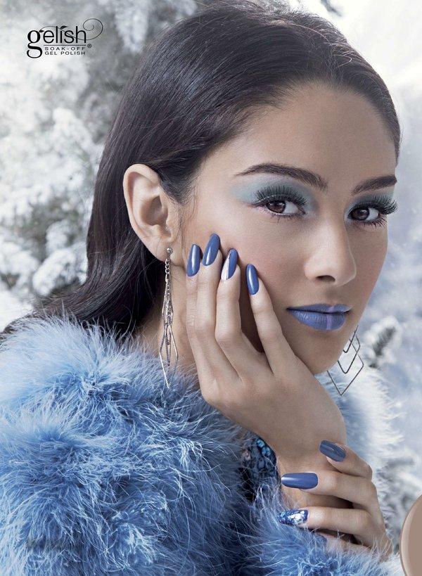 Зимняя коллекция лаков для ногтей Morgan Taylor The Great Ice-scape Collection (ФОТО)
