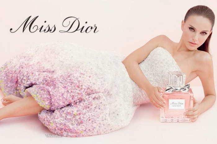Натали Портман Dior фото