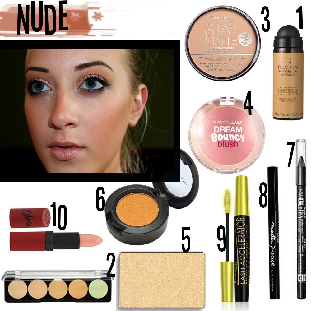 6 шагов к безупречному естественному макияжу