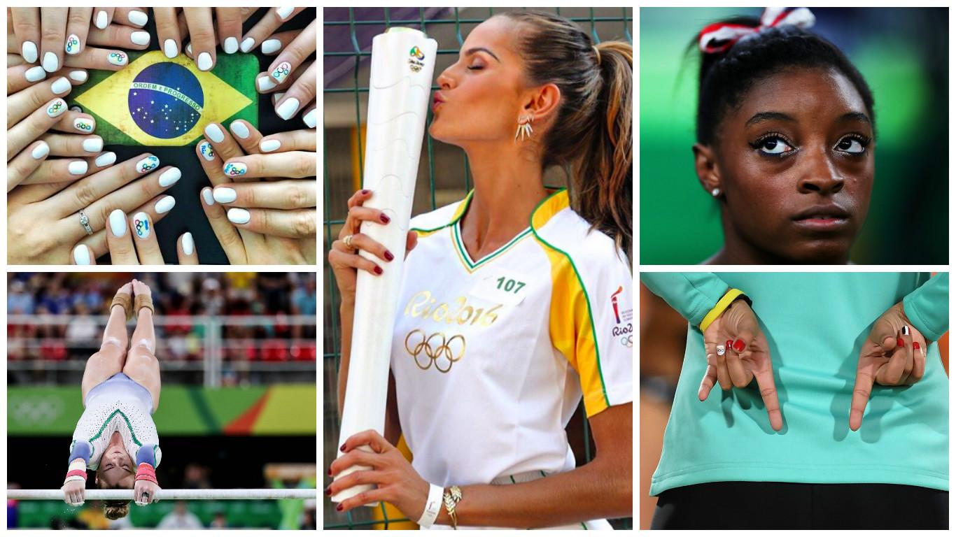 Итоги Олимпиады-2016: секреты красоты, beauty-тренды и самые интересные факты