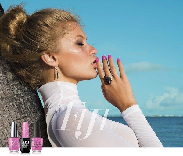 Новая весенне-летняя коллекция лаков для ногтей OPI Fiji Collection (ФОТО)