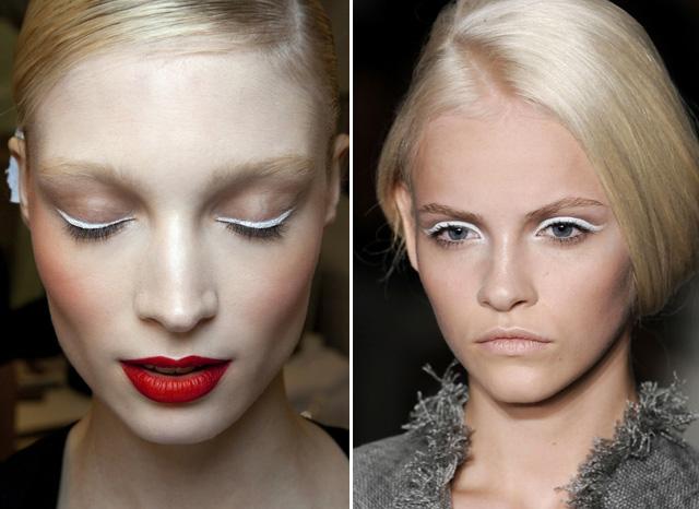 Несколько лучших способов использовать белый карандаш в макияже
